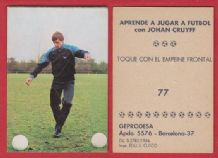 Barcelona Johan Cruyff Holland Training 77